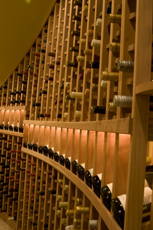 Custom Wine Racks Design