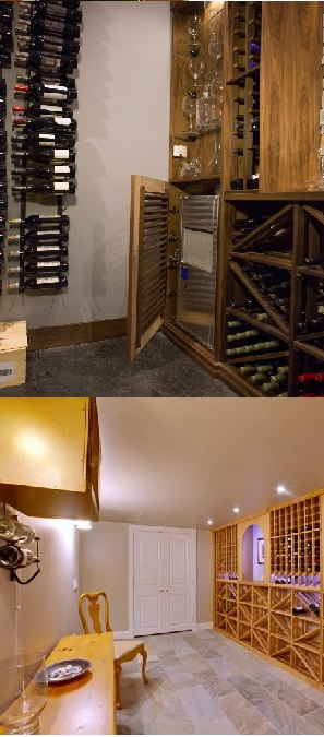 Wine Cellar Cooling Canada