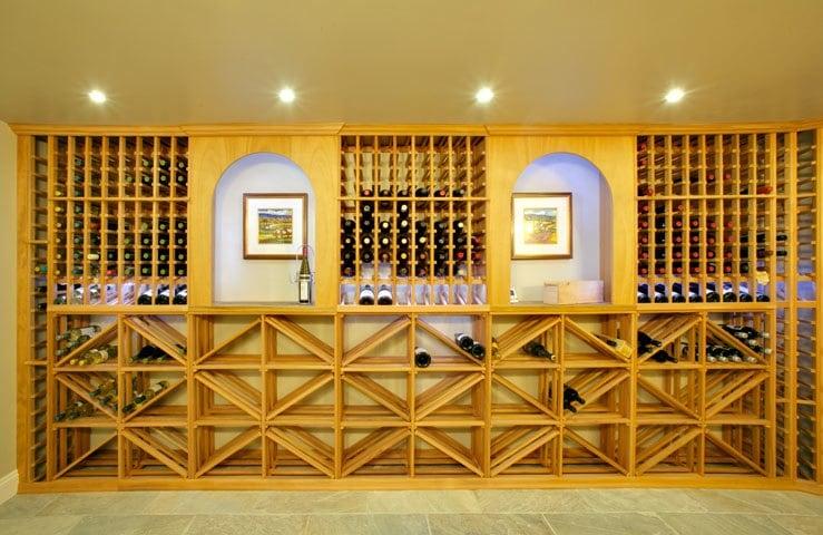 Get your free wine cellar design in Canada