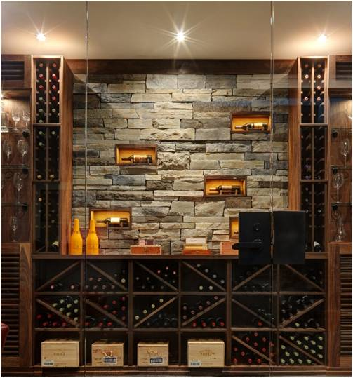 worry free wine collecting with blue grouse wine cellars custom wine cellars vancouver local. Black Bedroom Furniture Sets. Home Design Ideas