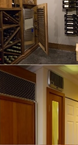 Wine Cellar Refrigeration