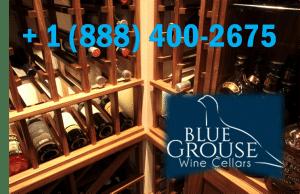 Blue Grouse Wine Cellars Canada