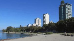 Vancouver Beach Avenue