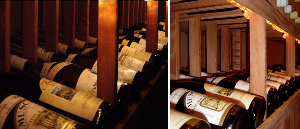 Wine Cellar Wine Storage