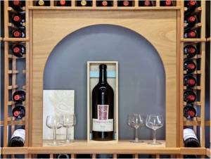 wine storage space Vancouver