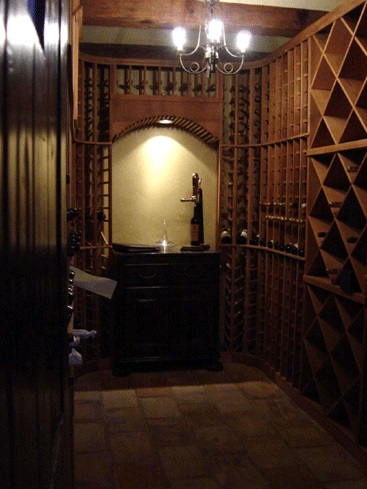Store your wines effectively in a wine cellar.