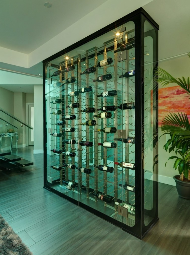 Residential Wine Cellars In Vancouver Canada Custom