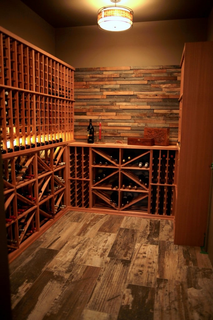 Wine cellar installations metro vancouver coquitlam bc for Wine cellar in floor