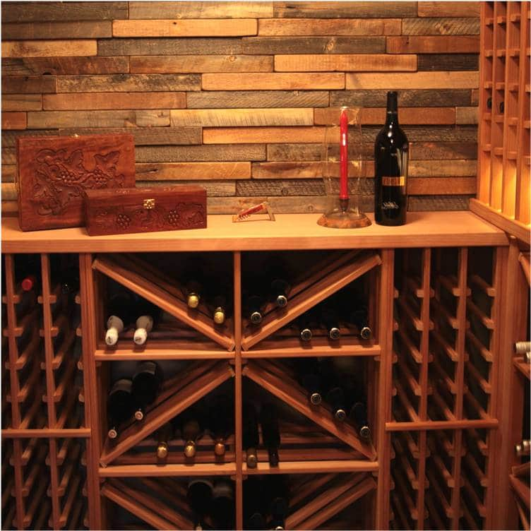 Vancouver Residential Wine Cellar Design
