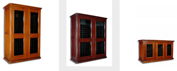 Stylish Le Cache Wine Fridges