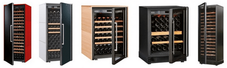 Wine Fridge Selection