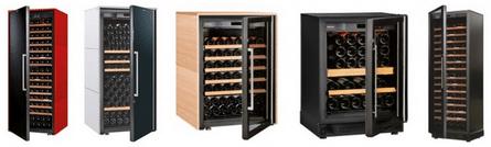 Wine Fridge Selection