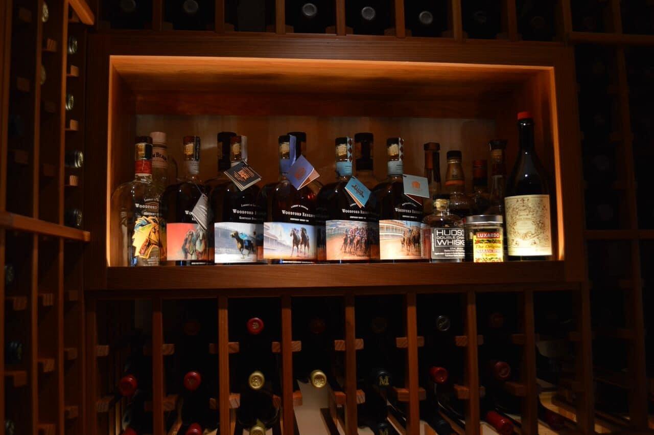 Custom Wine Cellars Vancouver Local Wine Cellar Builders